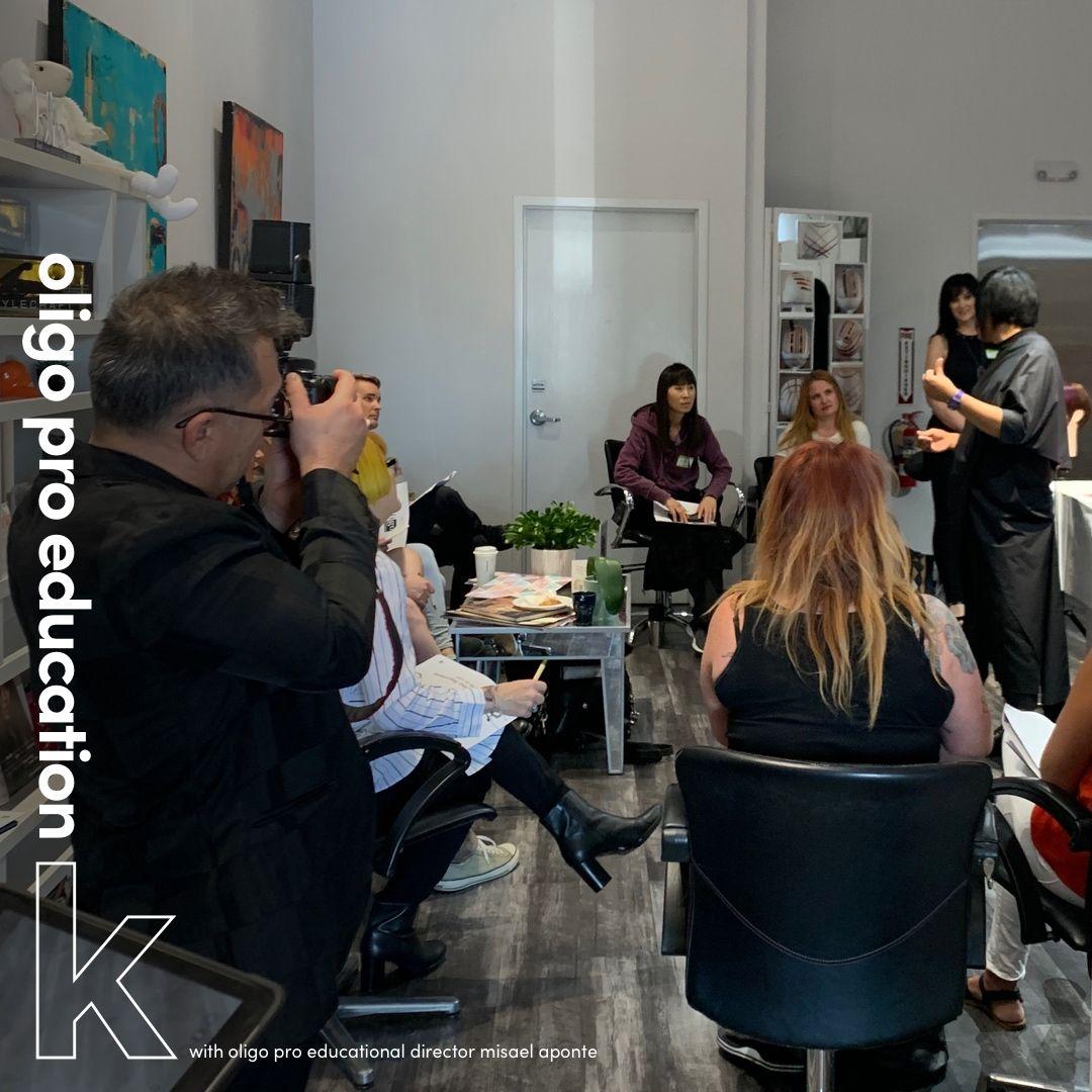 studio khroma oligo pro education day 5