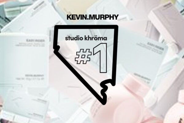 studio khroma ranked #1 selling salon of kevin murphy in nevada