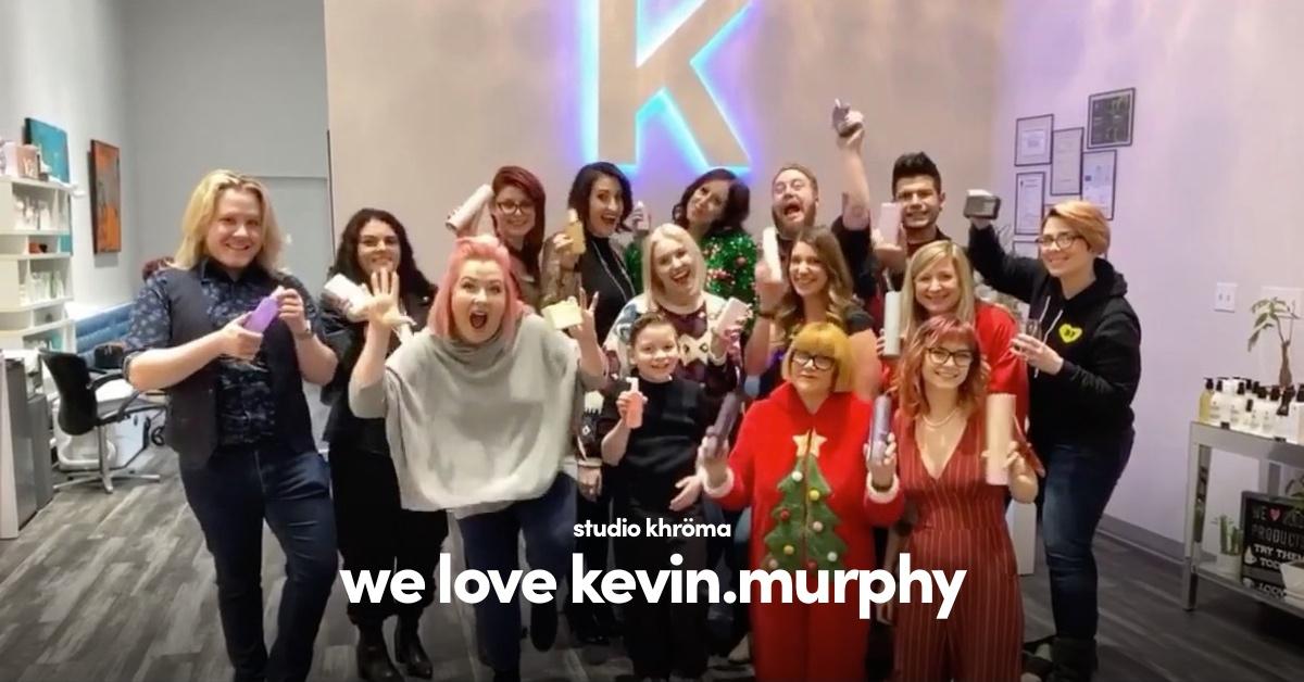 studio khroma loves kevin.murphy
