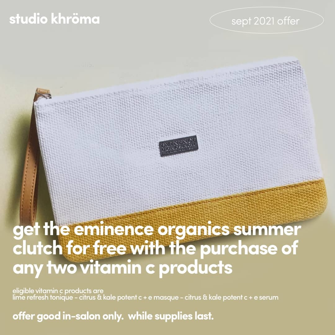 studio khroma offers September 2021